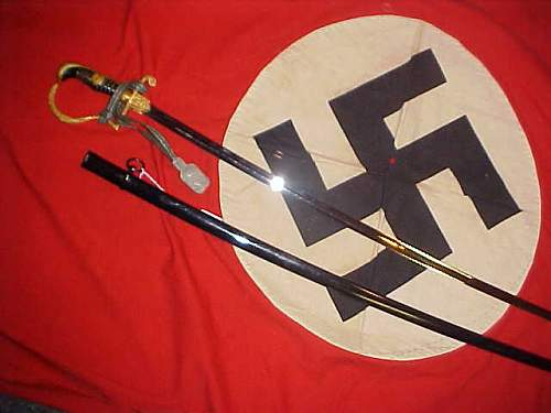 Eickhorn # 1735 Heer Officers sword