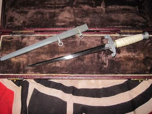 Heer Miniature Dagger - Is he real
