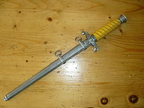 What are the opinions on this WH dagger?