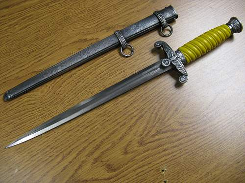 Opinions on Army Officer Dagger