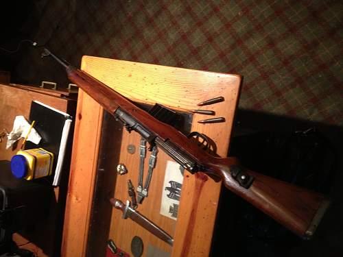 Early Army Dagger A. Schuttelhofer & Co