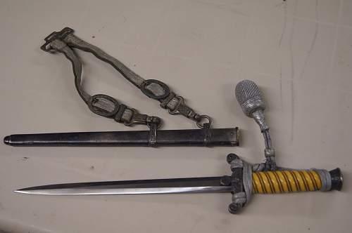 Army Officers Dagger by Eickhorn