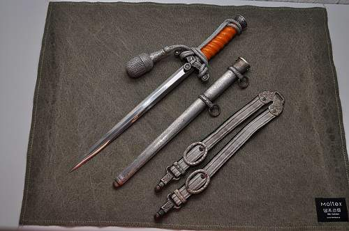 Alcoso Army Dagger - some pictures