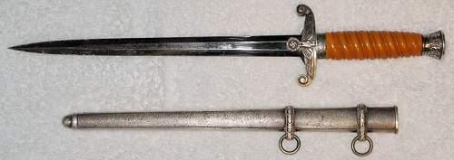 Eickhorn Heer Dagger - Authentic or Fake??