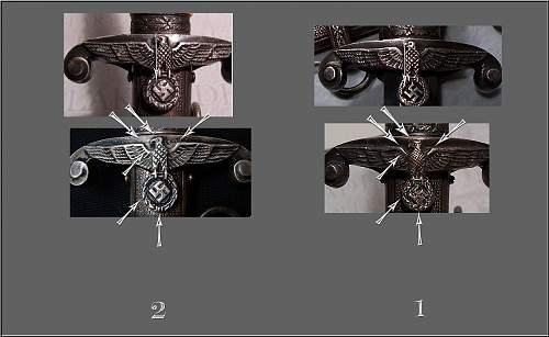 Klaas 1.5 New Crossguard Variation