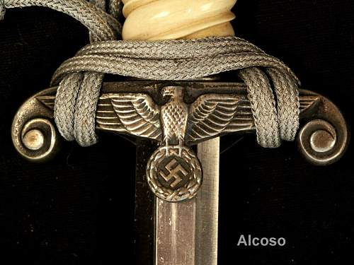 Wartime Army Dagger