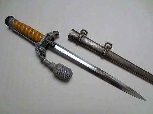 Army dagger by Clemen&Jung