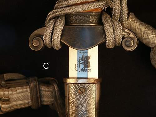 Eickhorn Army Dagger