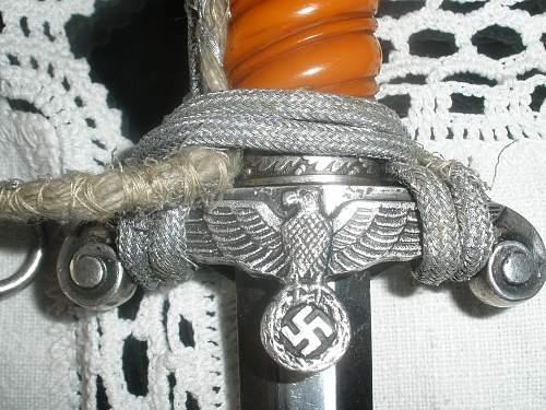 Army Dagger - Holler