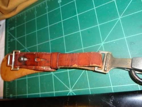 Odd German Sword