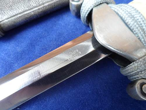 Heer Dagger by WMW Posted as Requested.