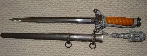 Holler Heer dagger