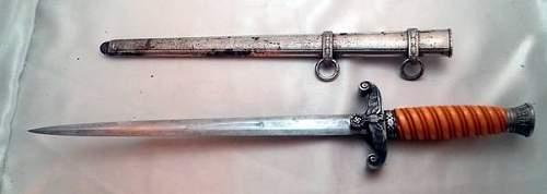 WKC Heer Dagger - Little Salty but Decent