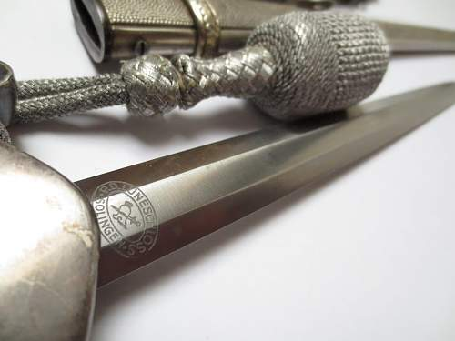 My collection of heer daggers