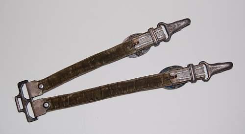 What variation of Heer dagger hanger do I have?