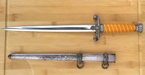 Help needed please Heer dagger