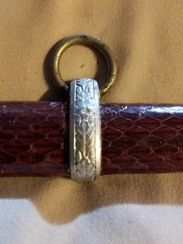 Wehrmacht Dagger Original?