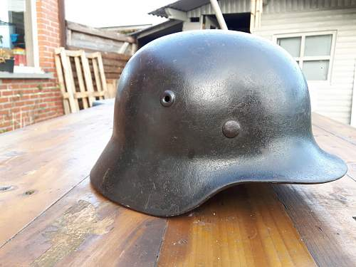 Another helmet i would like an opinion in the decal