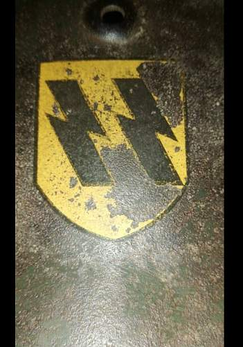 SS M 42 hkp Mirror Decal genuine?