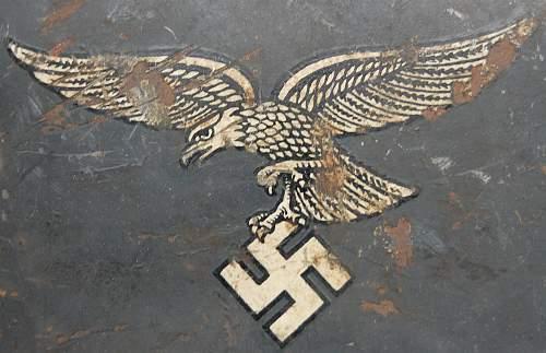 First Pattern Luftwaffe Decals