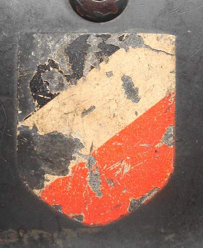 """National """"Tricolor"""" Shield Decals"""