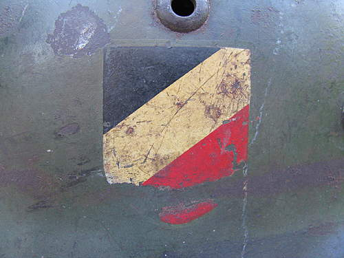"National ""Tricolor"" Shield Decals"