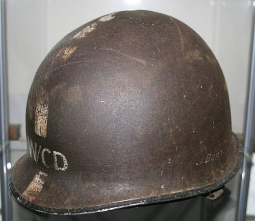 Unusual M1 markings British?