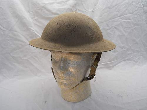 Is this a genuine South African 1942 Brodie?