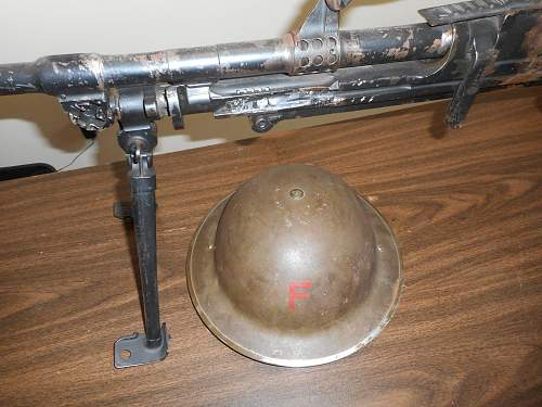 Click image for larger version.  Name:Canadian WW2 helmet 005.jpg Views:12 Size:322.9 KB ID:1003640
