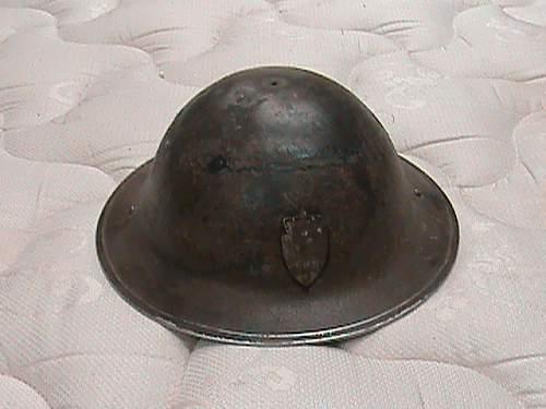 helmet decal