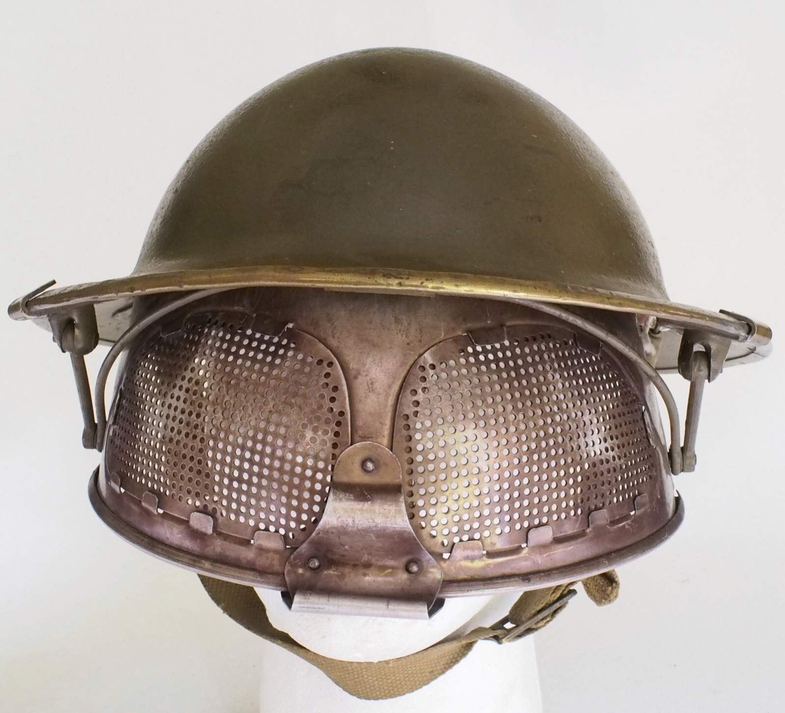 ww1 helmet identification