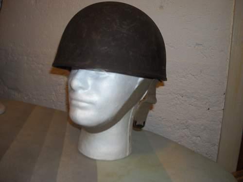 Value On British Tanker Helmet?
