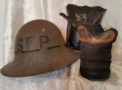 Today's buy - A Zuckerman & gas mask SFP