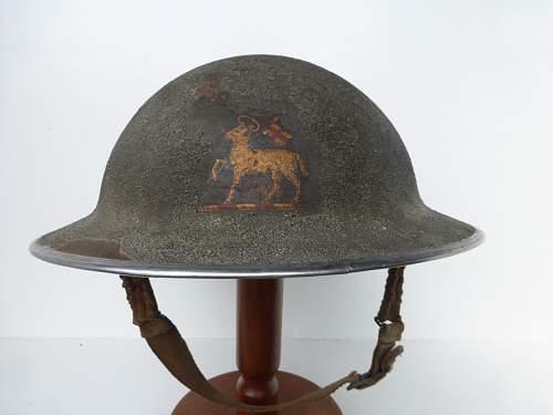 Mk2. Queens Royal Regiment (West Surrey)