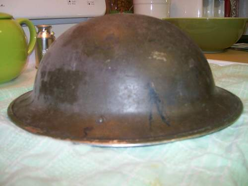 Unknown Helmet Acquired - Need to know Era!