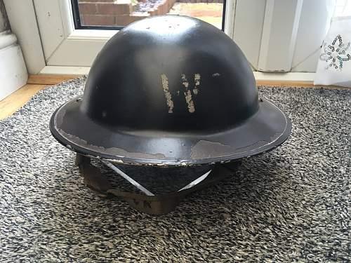 Mk2 Brodie: 'Warden'