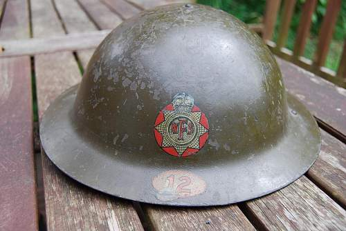 NFS raw edge helmet
