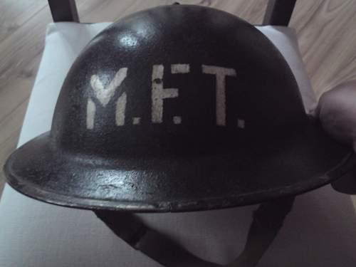 help strange helmet