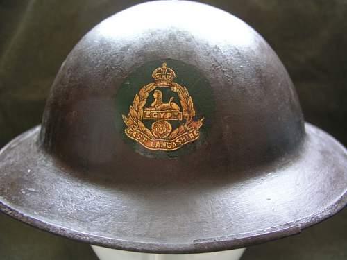 Unit Helmet Decals