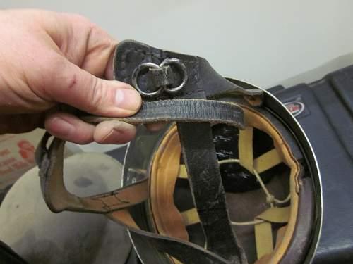 Canadian DR helmet conversion to Para