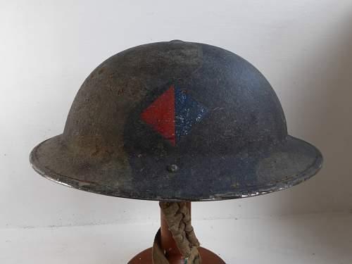 Mk2. Royal Artillery  camo.