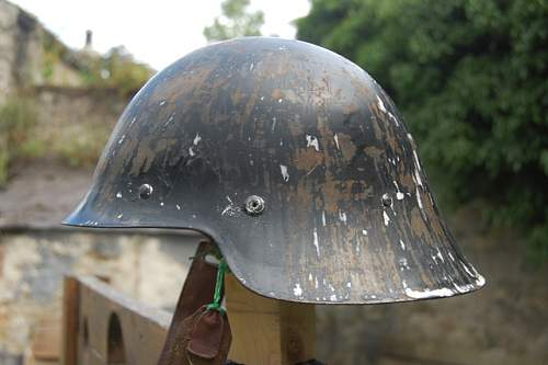 Newbie, Unknown Helmet Type