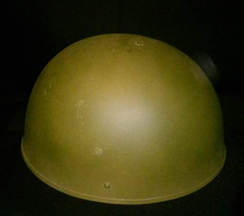 My New HSRAC Mk II Helmet