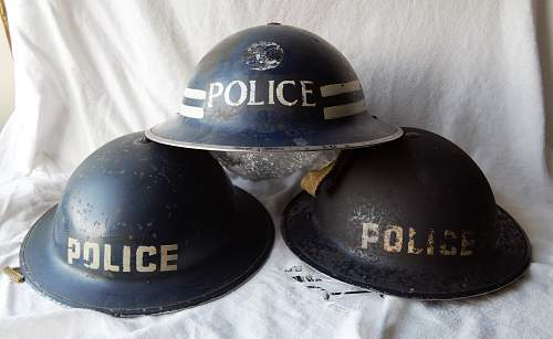 Police mkii with VT stamped in shell