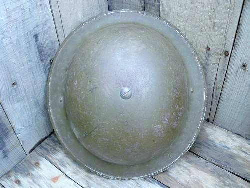 1940 Dated C.L./C. Steel Lot Number 1