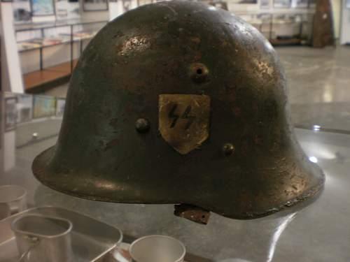 Please help me to identify four helmets!!