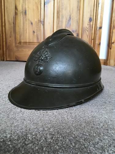 French M16 Adrian helmet?