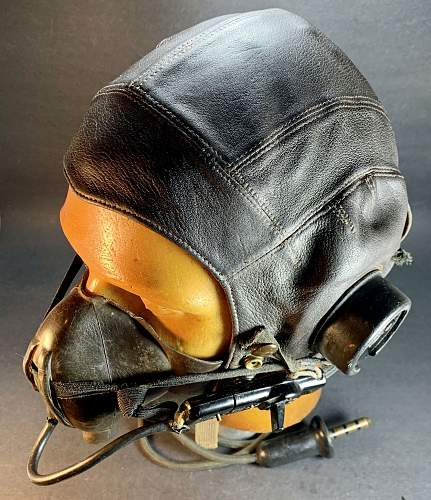 RCAF WW2 Flying Helmet - What do I have?