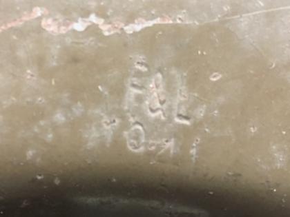 Fisher & Ludlow Ltd MKII helmet. Question about markings