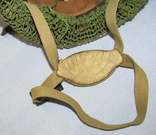 British MKII Paratrooper Helmet